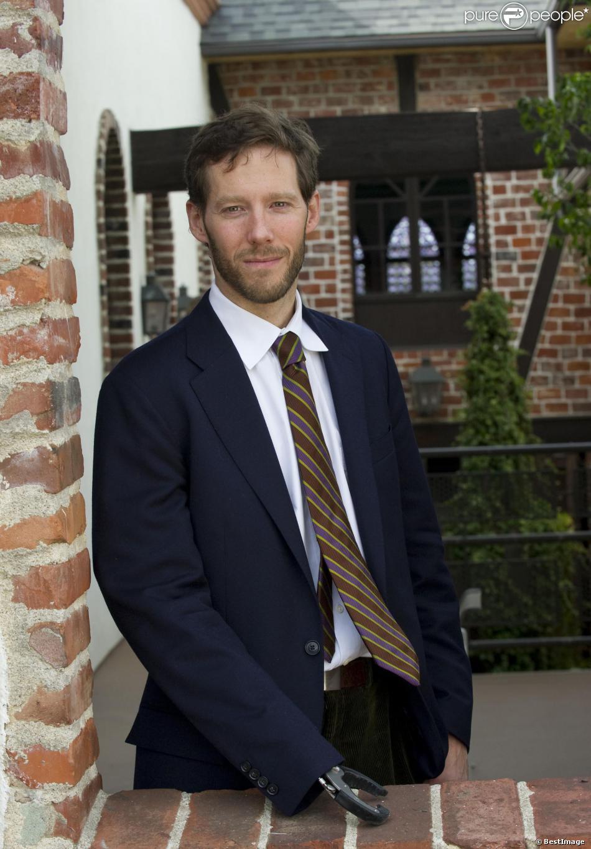 Aron Ralston, à Los Angeles en 2010, est l'homme qui a inspiré le film 127 heures.