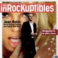 L'écrivain Jean Rolin, ami de Kate Barry, en couverture des Inrockuptibles, août 2011.
