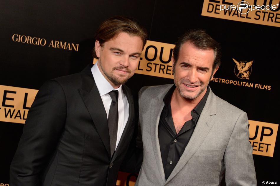 Leonardo dicaprio et jean dujardin la premi re mondiale for Dujardin dicaprio