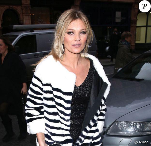Kate Moss - tendances make up 2014
