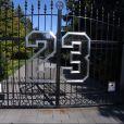 Photo de la sublime maison de Michael Jordan à Chicago mise aux enchères pour 180 000 dollars seulement le 22 novembre 2013.