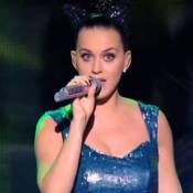 15e NRJ Music Awards: Katy Perry, victime d'un bug, triomphe et garde le sourire