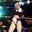 Miley Cyrus au I Heart Radio Jingle Ball, au Madison Square Garden, le vendredi 13 décembre à New York City.