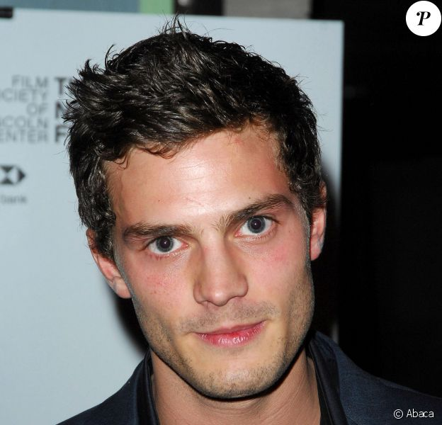 Jamie Dornan à New York le 13 octobre 2006.