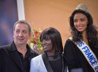 Flora Coquerel : Radieuse et émue avec ses parents pour un retour triomphal