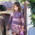 Honor, fille de Jessica Alba et Cash Warren, enfant star la plus lookée d'Hollywood.