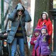 Tabitha et Marion, les filles de Matthew Broderick et Sarah Jessica Parker, sont les jumelles à croquer de l'année 2013