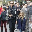 Leni, fille de Heidi Klum, a déjà des allures de jeune top. Suivra-t-elle les traces de sa maman ?