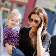 Victoria Beckham et son mini-moi Harper, forment l'un des duos les plus remarqués cette année.