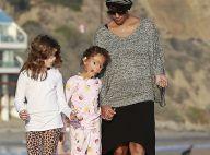 Halle Berry : Sa ligne retrouvée, maman divine à la plage avec Nahla