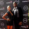Dwayne Wade et Gabrielle Union lors des ESPY Awards 2013 au Nokia Theatre L.A. Live de Los Angeles, le 17 juillet 2013