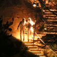 L'actrice Kaley Cuoco a épousé le joueur de tennis Ryan Sweeting lors de la nuit du réveillon, le 31 décembre 2013 à Los Angeles en Californie du Sud