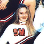 Casserole du jour, Alicia Silverstone à 15 ans: La star de Clueless pom-pom girl
