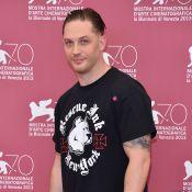 Tom Hardy : ''J'ai eu de la chance de ne pas attraper l'hépatite ou le sida''