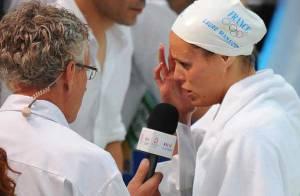 VIDEO : Laure Manaudou boit la tasse... et Philippe Lucas lui maintient la tête sous l'eau ! (réactualisé) + DE PHOTOS