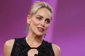 Sharon Stone et ses trois enfants : ''Oui, je suis une mère traditionaliste''