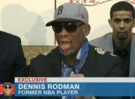 Dennis Rodman : De retour en Corée du Nord, il pète les plombs sur CNN