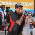 Chris Brown à New York, le 30 août 2013.