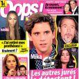 Magazine Oops ! du 10 janvier 2014.