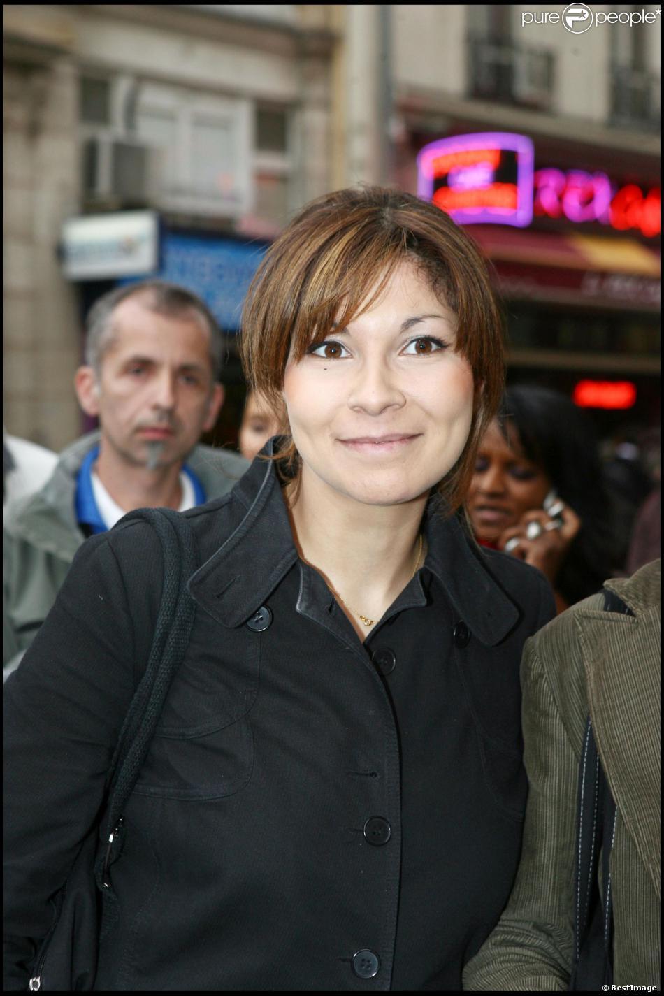 Kenza Braiga en 2006.
