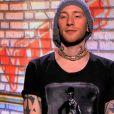 Pierre-Adel dans The Voice 3, samedi 11 janvier 2014.