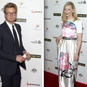 Cate Blanchett et Simon Baker, raffinés et brillants : Fiertés de l'Australie