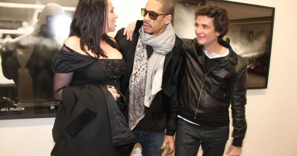 Exclusif b atrice dalle et joeystarr ex couple se for Beatrice dall joey starr