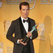 SAG Awards : Jennifer Lawrence défaite, McConaughey et Blanchett encore sacrés