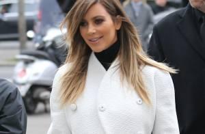 Fashion Week : Kim Kardashian radieuse à Paris, entre visite au musée et défilé