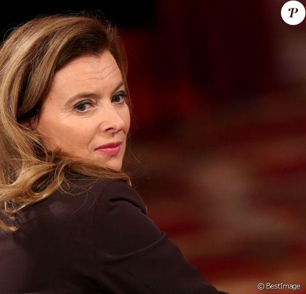 Valérie Trierweiler au Palais de l'Elysée, le 7 novembre 2013