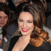 Kelly Brook, bombe ultrasexy : Ses tétons qui pointent font le buzz