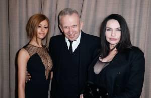Zahia Dehar et Dita Von Teese : Pin-up divines avec Béatrice Dalle, décolletée