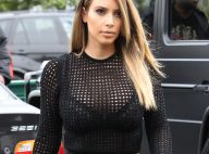 Kim Kardashian maman chic et sexy, sa fille North toujours plus adorable...