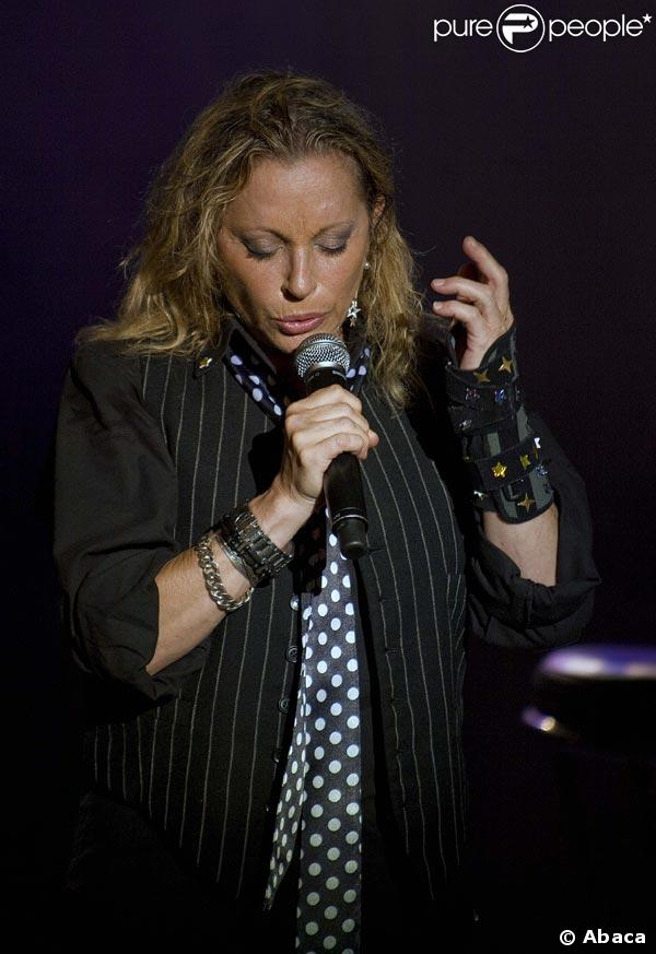 Véronique Sanson, concert au festival de Ramatuelle