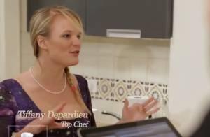 Top Chef - Tiffany Depardieu : Elle lance sa chaîne et relève des défis