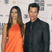 Matthew McConaughey : Divin repenti au bras de sa femme Camila Alves
