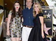 Cheryl Hines, étoilée, savoure avec son chéri Robert F. Kennedy et sa fille Kyra