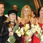 Gwyneth Paltrow : Glamour à 41 ans devant Andie MacDowell et l'ex de Woody Allen