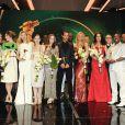 Matthew McConaughey, Gwyneth Paltrow, Andie MacDowell, Kool & the Gang lors de la 49e cérémonie des Golden Camera Awards à Berlin, le 1er février 2014.