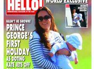 Kate Middleton : Premières vacances du prince George sur l'île Moustique