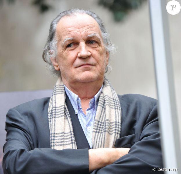 Jean-Christophe Mitterrand à Paris le 8 mars 2013