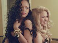 Shakira et Rihanna : Bombes complices dans les coulisses de leur clip sexy