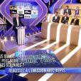 Myriam Abel dans L'émission pour tous sur France 2, jeudi 6 février 2014.