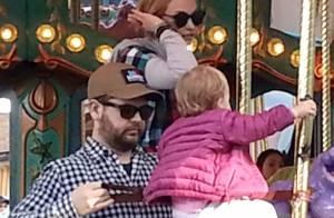 Jack Osbourne : Moment complice avec sa femme et sa fille à Disneyland