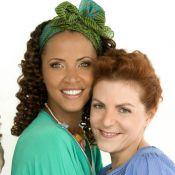 Noémie Lenoir et Frédérique Bel, drôles et sexy dans 'Scènes de ménages''