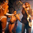 Billy Ray Cyrus dans le clip Achy Breaky de Buck 22, mis en ligne le 11 février 2014.