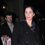 Sarah Silverman et Michael Sheen : Nouveau couple à Hollywood !