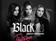 Les Plastiscines et Black XS Paco Rabanne : Une collab' rock et sensuelle
