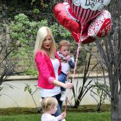 Tori Spelling, trompée par son mari : Saint Valentin en solo ?