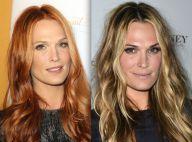 Molly Sims, la métamorphose : Adieu cheveux blonds, elle devient rousse !